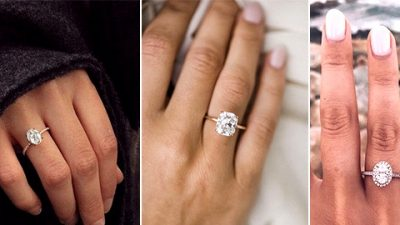 25 Beautiful Rose Gold Engagement Rings