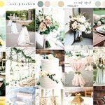 spring summer wedding colors 2020