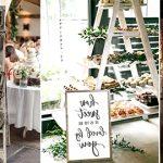 vintage ladders wedding ideas