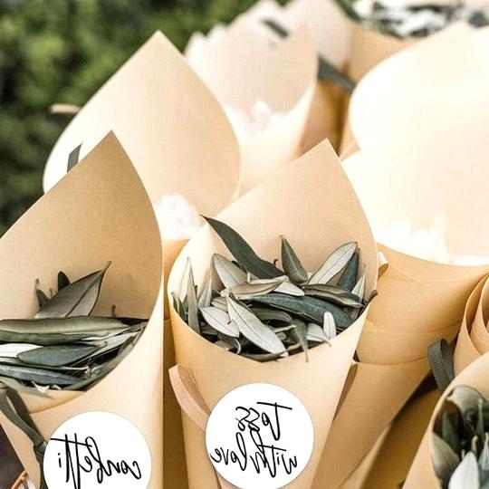 DIY wedding confetti ideas