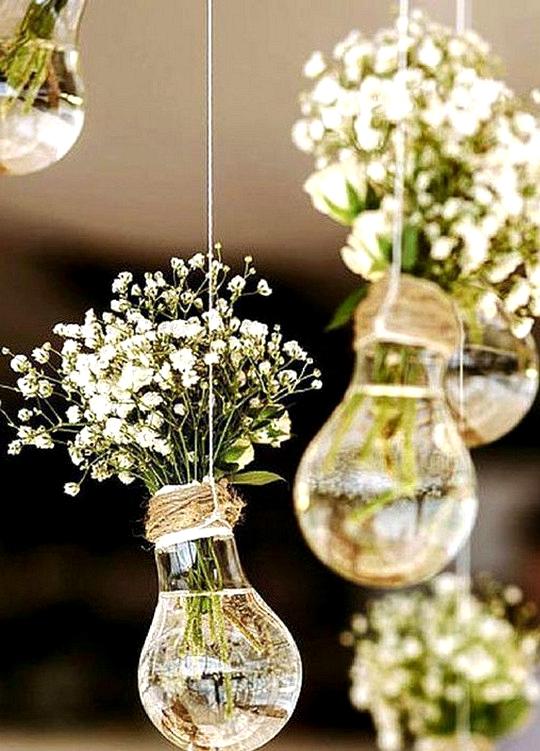 DIY wedding decorations ideas on a budget