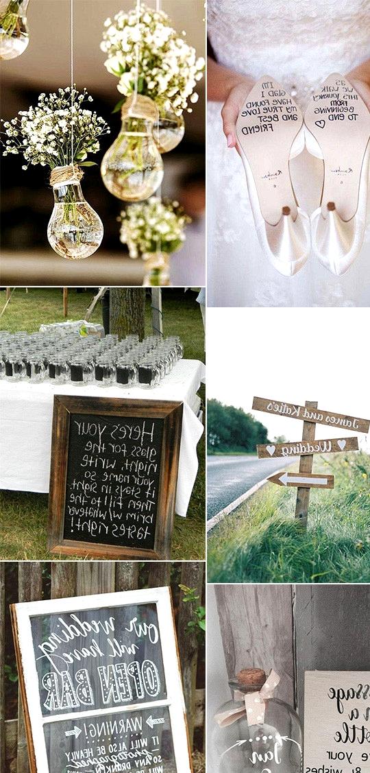 budget friendly DIY wedding ideas for 2020