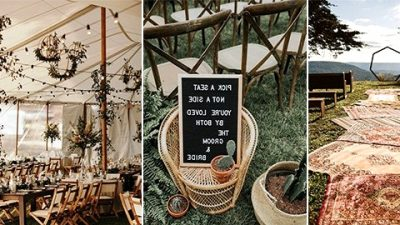 20 Bohemian Wedding ceremony Ornament Concepts to Encourage Your Massive Day