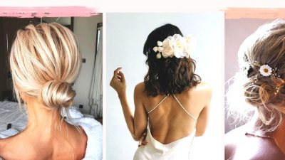 50 Beautiful Wedding ceremony Hairstyles That Are Excellent for Brief Hair