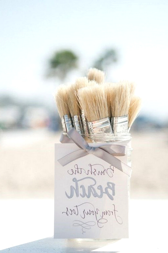 sweet beach wedding ideas