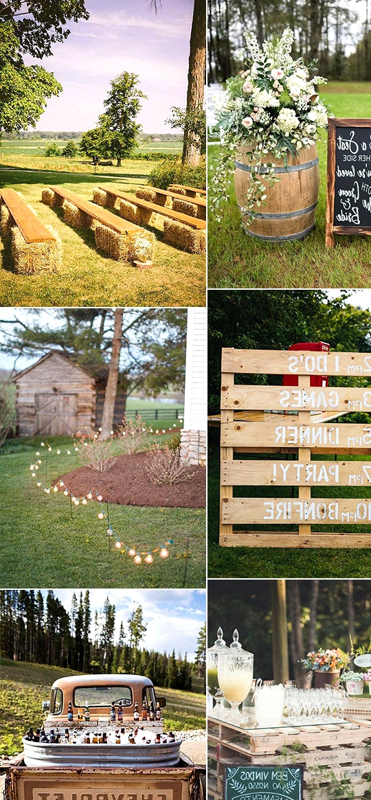 budget friendly country wedding ideas for 2020