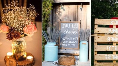 20 Price range Pleasant Country Wedding ceremony Concepts from Pinterest