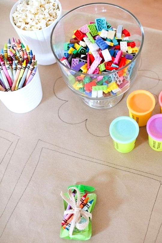children table wedding ideas