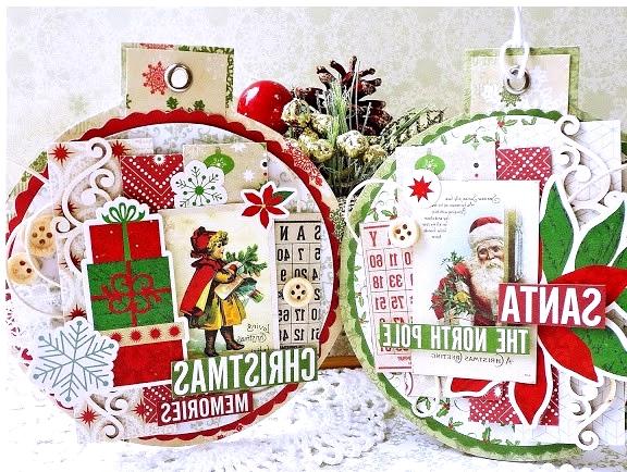 Christmas Globe Card