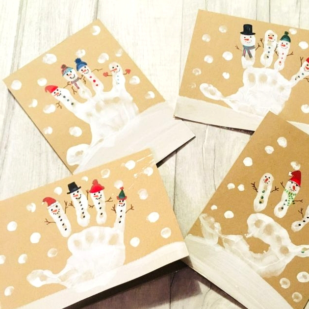 Handmade Card Kids Can Do