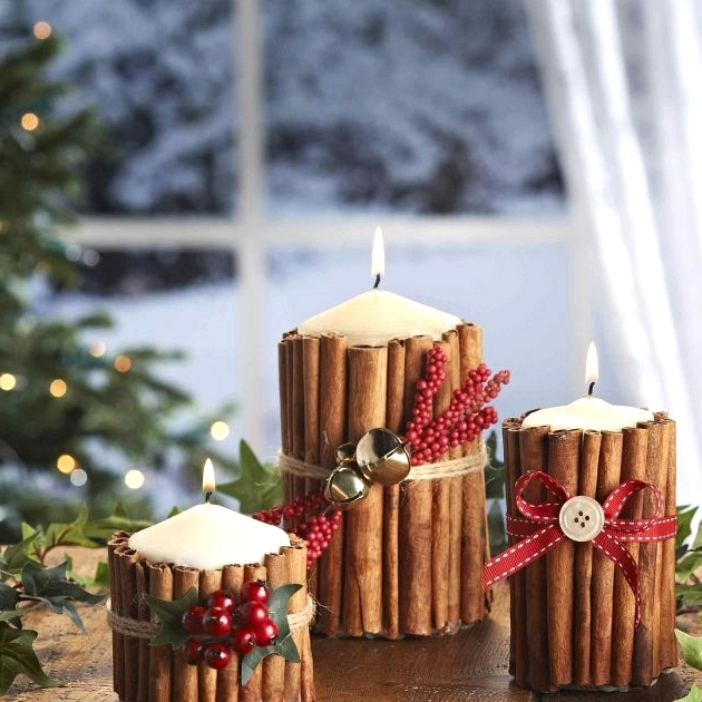 Nature Themed Christmas Decorating Ideas