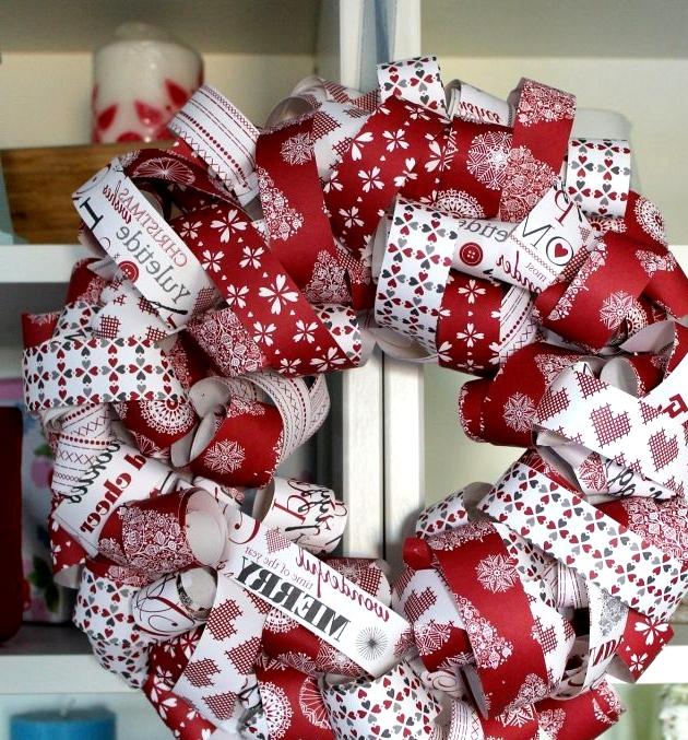 Handmade Christmas Decorating Ideas