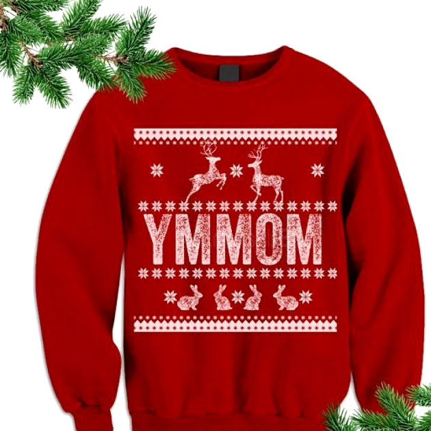 The Mommy Ugly Sweater