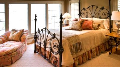 25 How you can Embellish Your Cozy Bed room in Tuscan Country Fashion