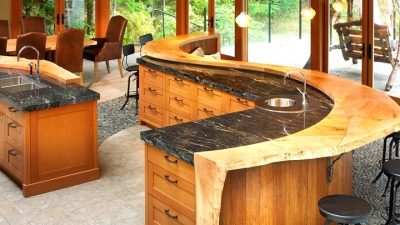 25 Kitchen Bars Design Concepts for Your House