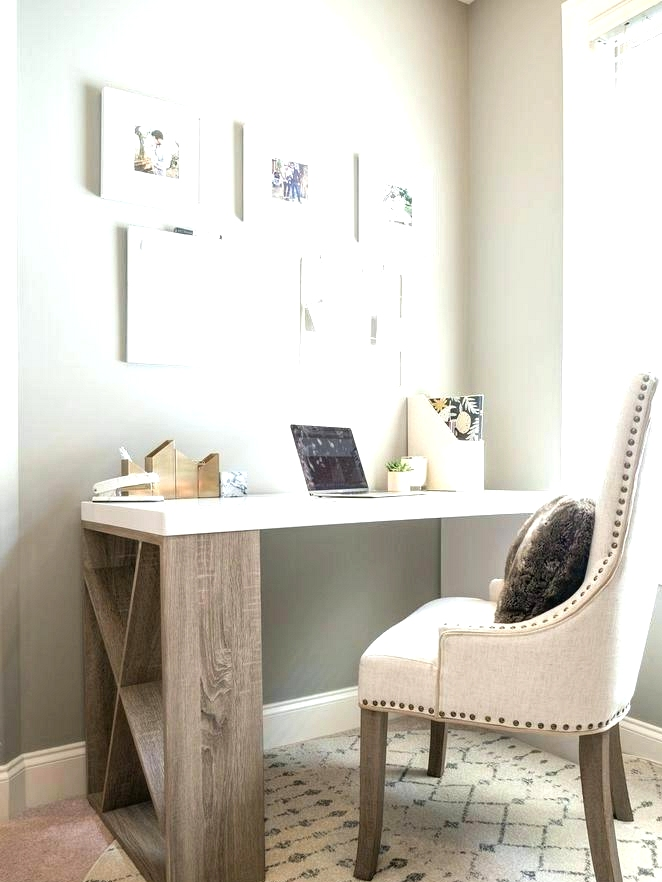 small home office modern