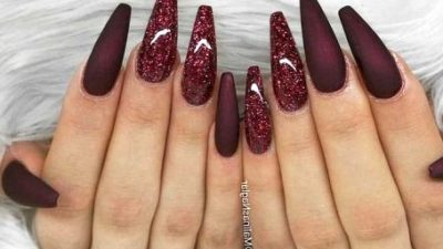 10 Fall Nails Colours That Will Improve Your Manicures