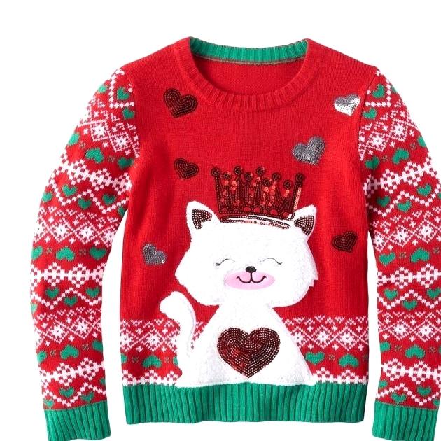 Children Christmas Sweater Ideas