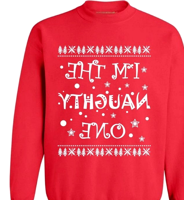 Christmas Sweater For Siblings