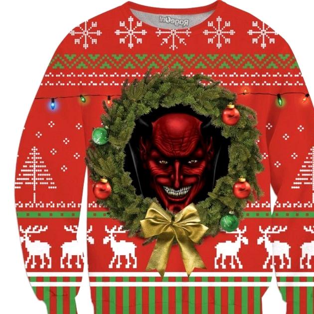 The Devil Wear Sweater