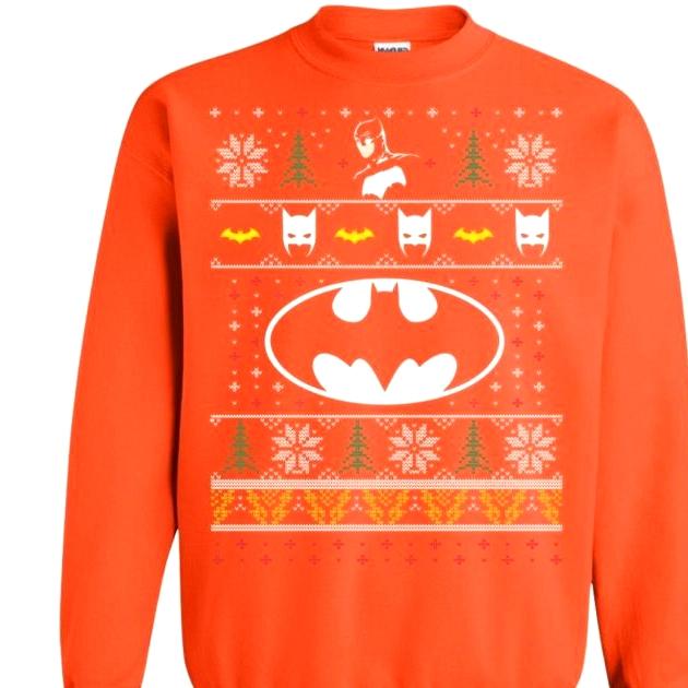 Superhero Christmas Sweater Ideas