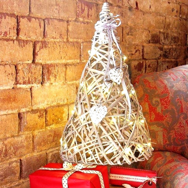 Desktop Christmas Tree Ideas