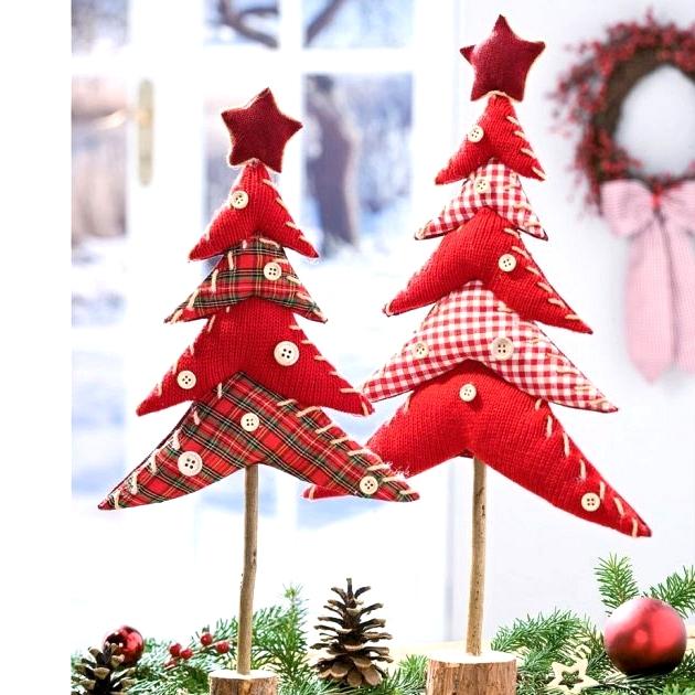 DIY Christmas Tree Sewing