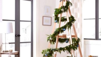 50 Uniquely Embellished Christmas Tree Concepts