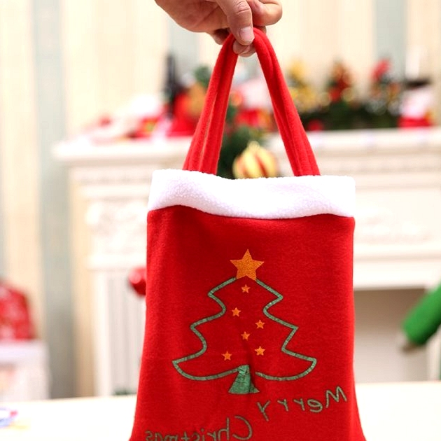 Christmas Dazzling Pouch
