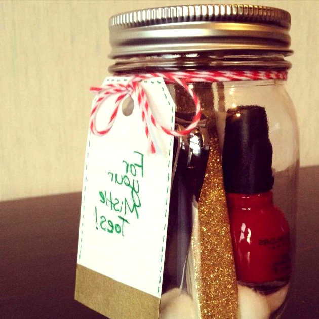 Jar of Joy As Christmas Gift Ideas For Her