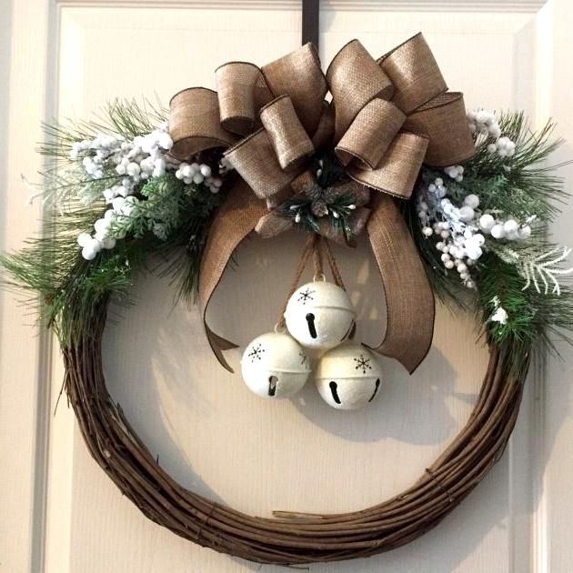 Elegant Christmas Wreath Ideas