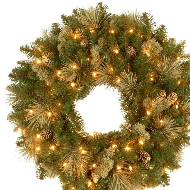 Christmas Wreath Light
