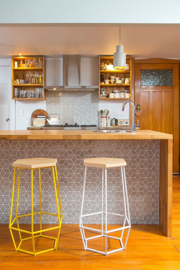 Kitchen Decor with Bar Seating