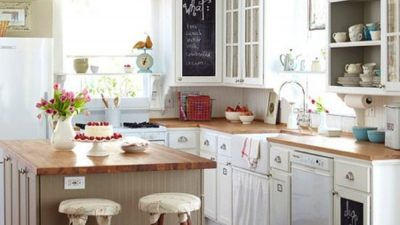 6 Trendy Small Kitchen Concepts That Will Give a Large Affect on Your Every day Temper