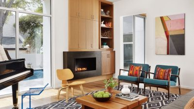 Create Your Classic Mid-Century Fashionable Residing Room