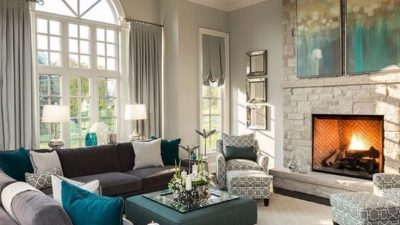 7 Non-Costly Concepts to Create Luxurious Residing Room