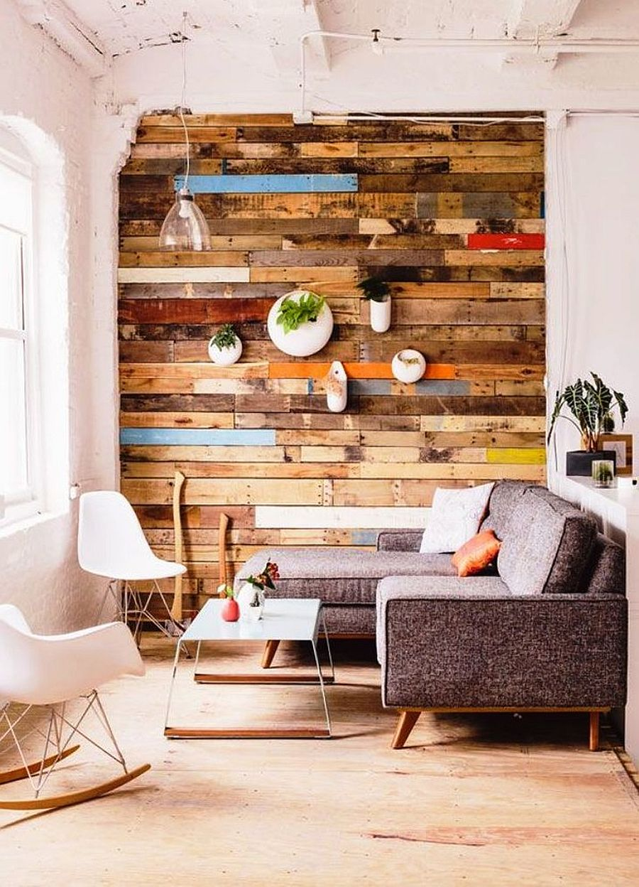Wooden Small Living Room Ideas