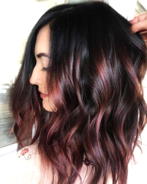 15 Flattering Balayage Hair Color Ideas For Brunettes