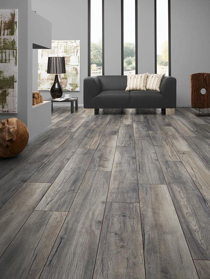 Wood flooring for a modern natural look