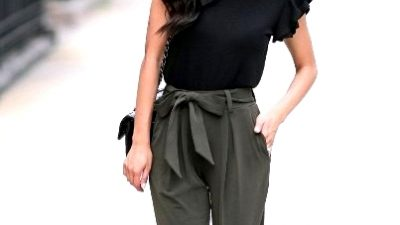 25 Finest Cute Summer season Pants Outfits Concepts