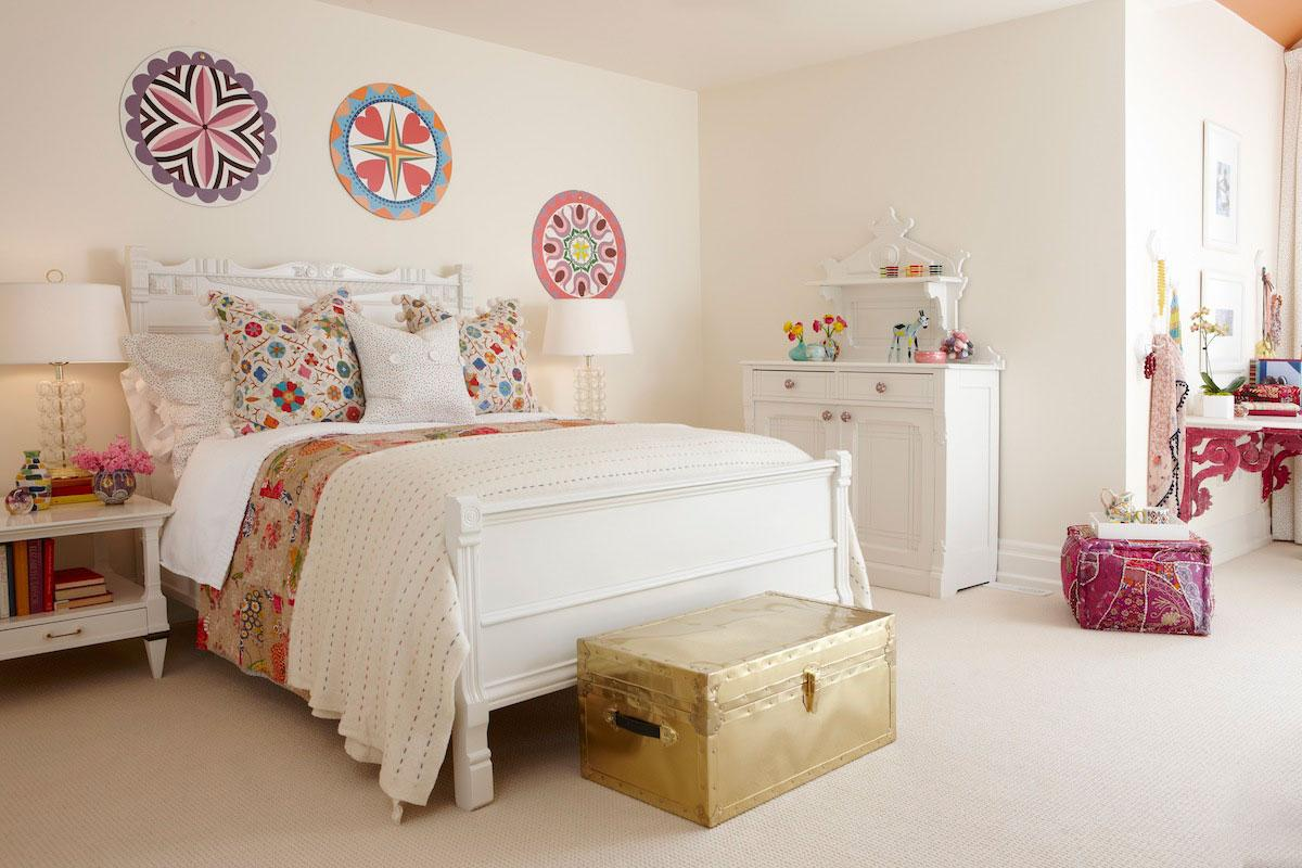 Bedroom for Teenage Girl 2018