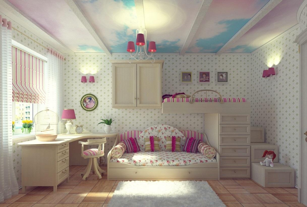 Teenage Girl Bedroom Ideas on a Budget