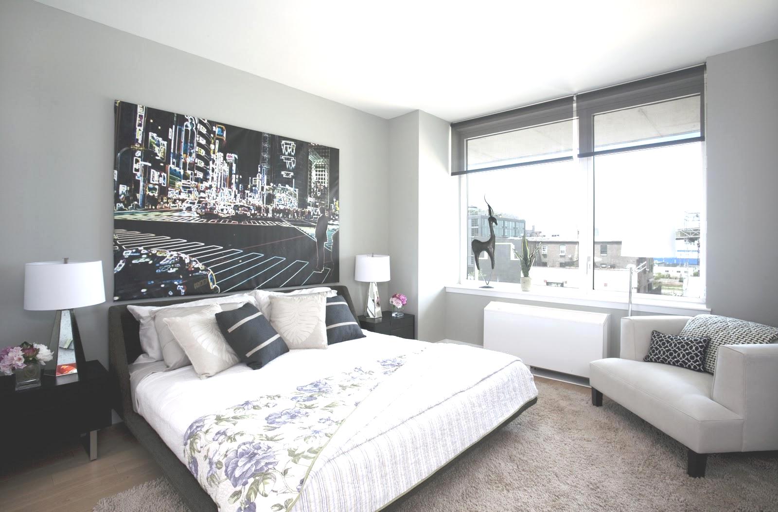 Grey Color Bedroom Ideas