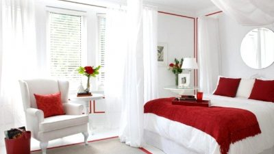 5 Cute Romantic Bed room Concepts That Will Soften Your Coronary heart