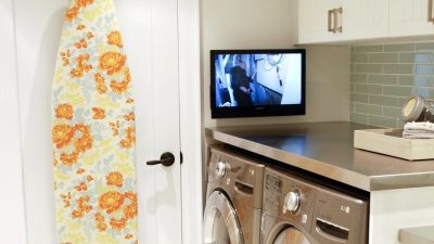10 Intelligent Laundry Room Storage Concepts to Preserve Every thing Organized