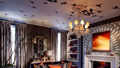 Your Halloween Celebration will likely be Extra Enjoyable with these 10 Spooky Residing Room Decor Concepts