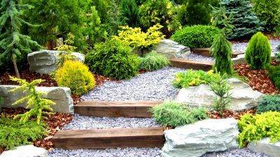10 Stunning Backyard Pathways and Walkways to your Yard