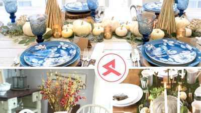 100 Thanksgiving Eating Room Decorations