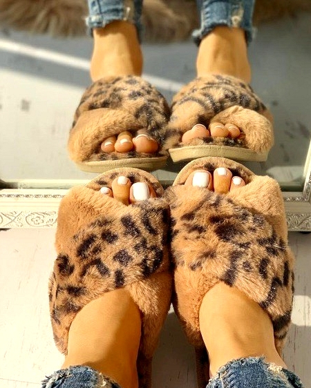 *Cozy And Cute House Slippers That Are Comfortable For Your Feet