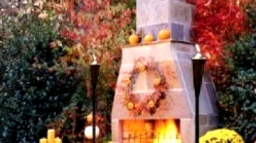 100 Finest Fall Patio Ornament